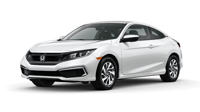 2019 Honda Civic Coupe LX