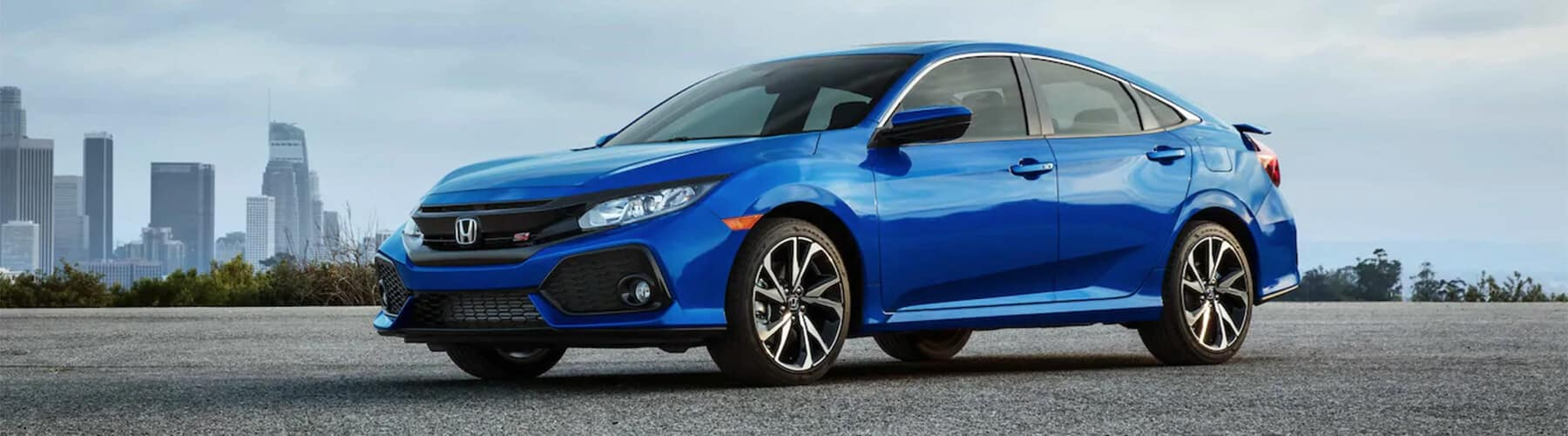 2019 Honda Civic Si Sedan Banner