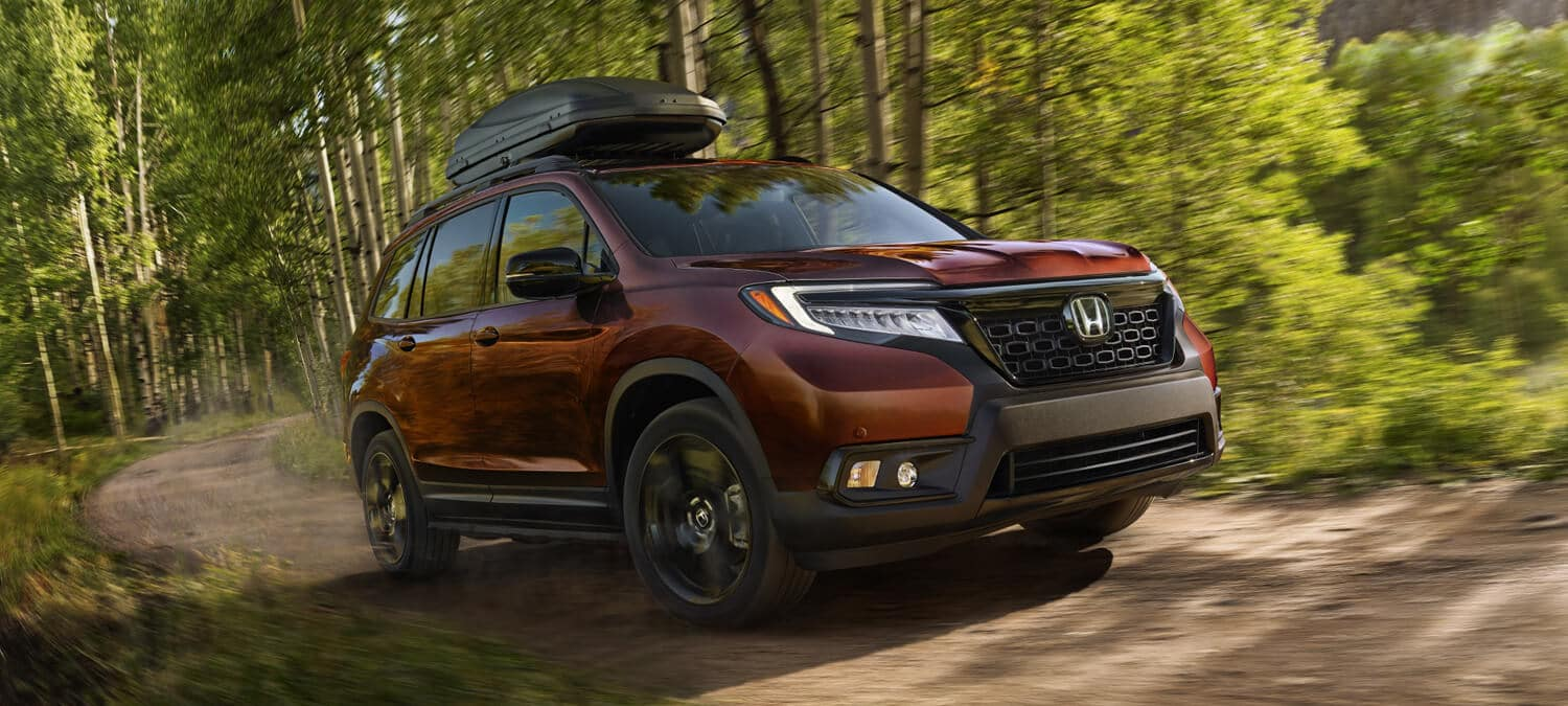 Car And Driver Named 2019 Honda Pilot The Best Rated Mid Size Suv