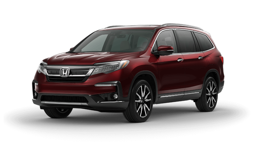 2020 Honda Pilot All-Wheel Drive