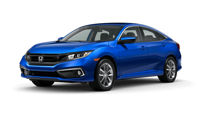2020 Honda Civic Sedan EX