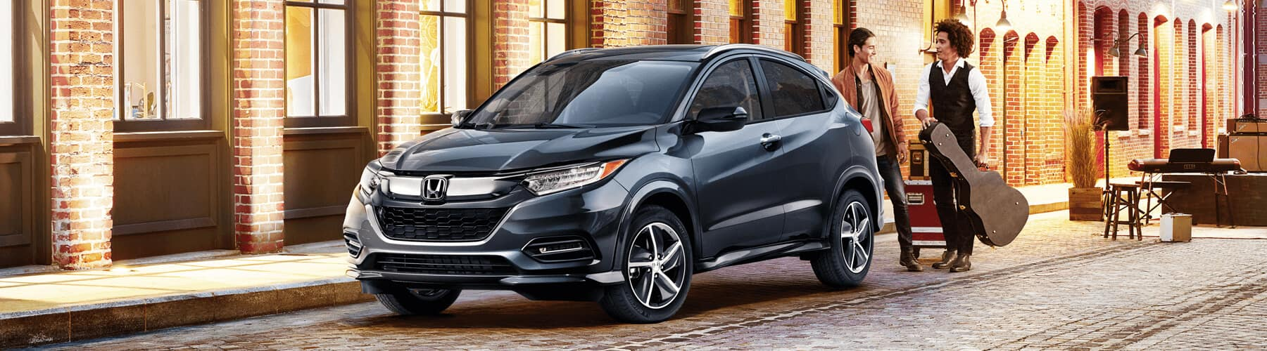 2020 Honda HR-V Slider