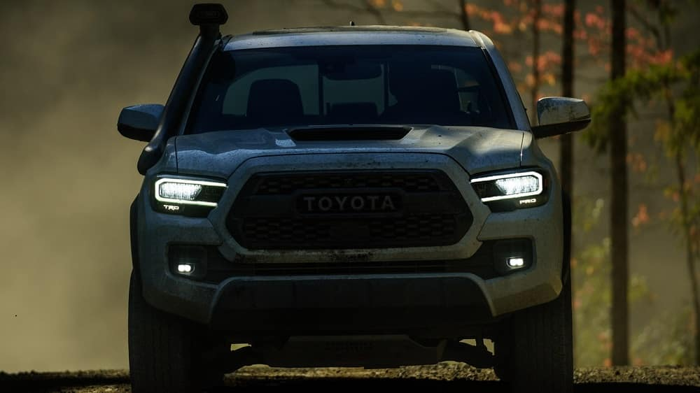 Research the 2020 Toyota Tacoma in Shreveport LA