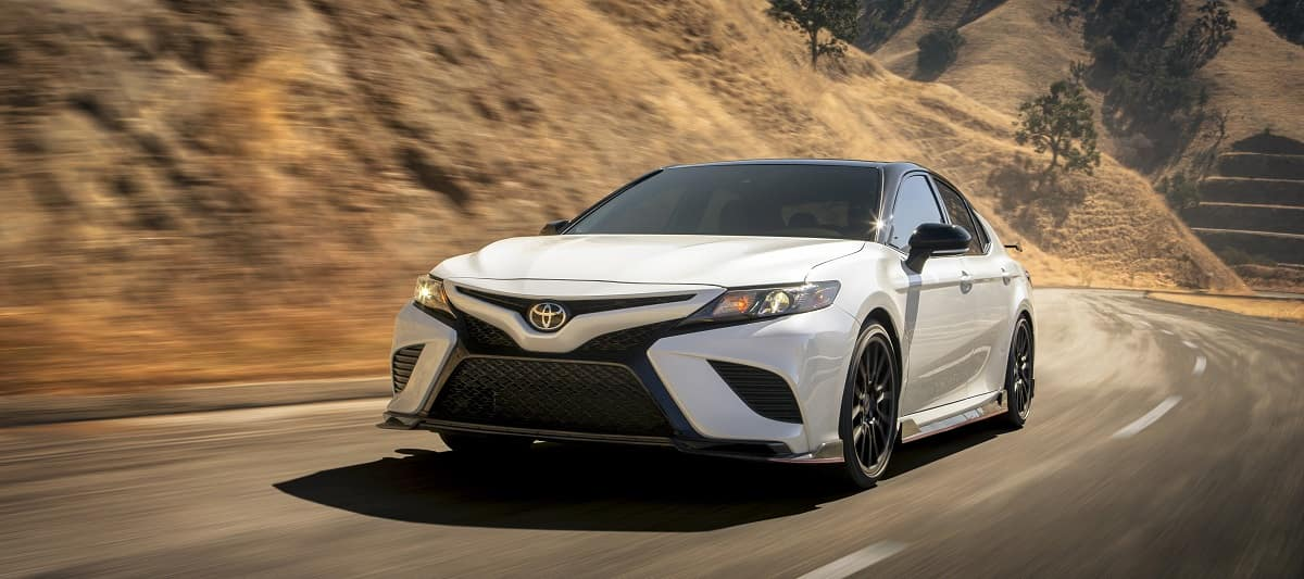 Test drive the 2020 Toyota Camry in Shreveport LA