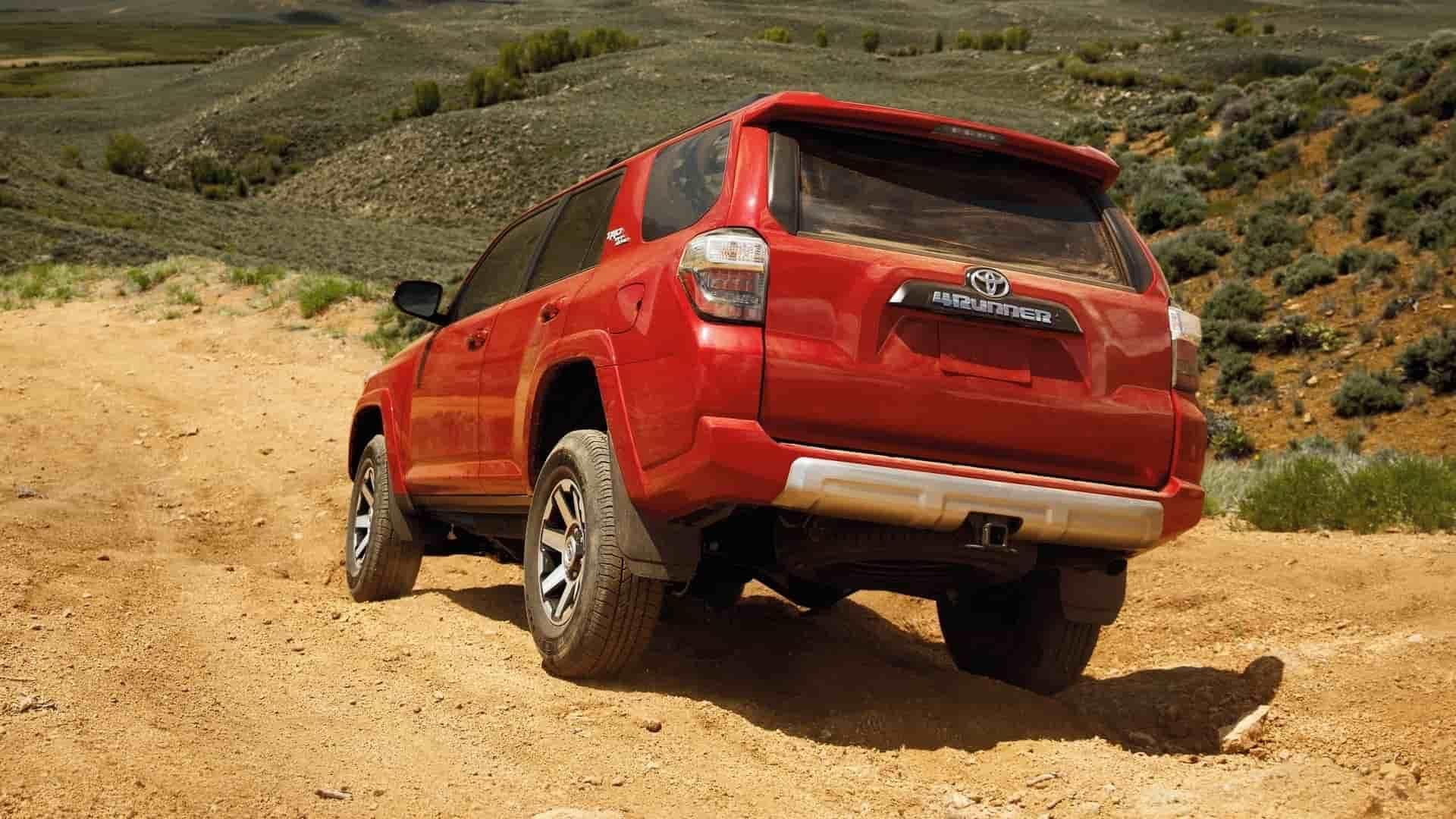 Buy, Lease, or Finance the 2020 Toyota 4Runner near Bossier City LA
