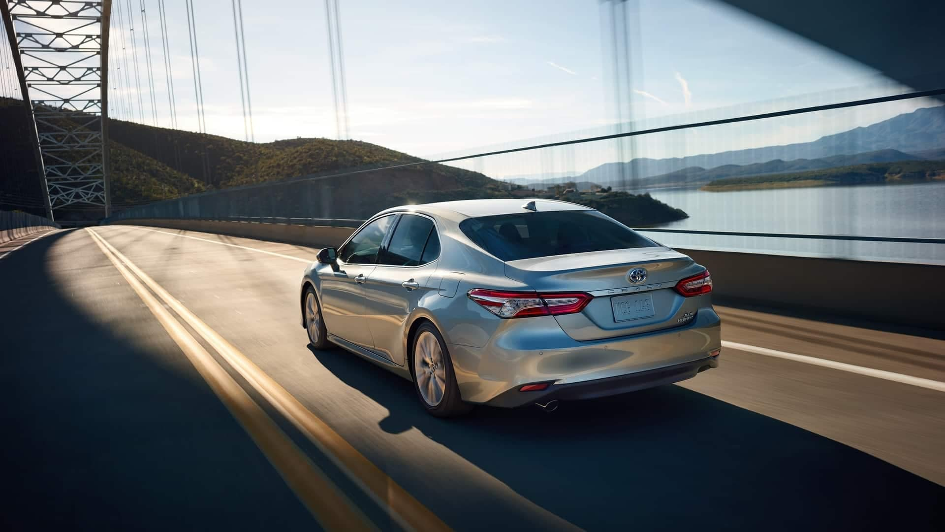 Buy, Lease, or Finance the 2020 Toyota Camry near Bossier City LA