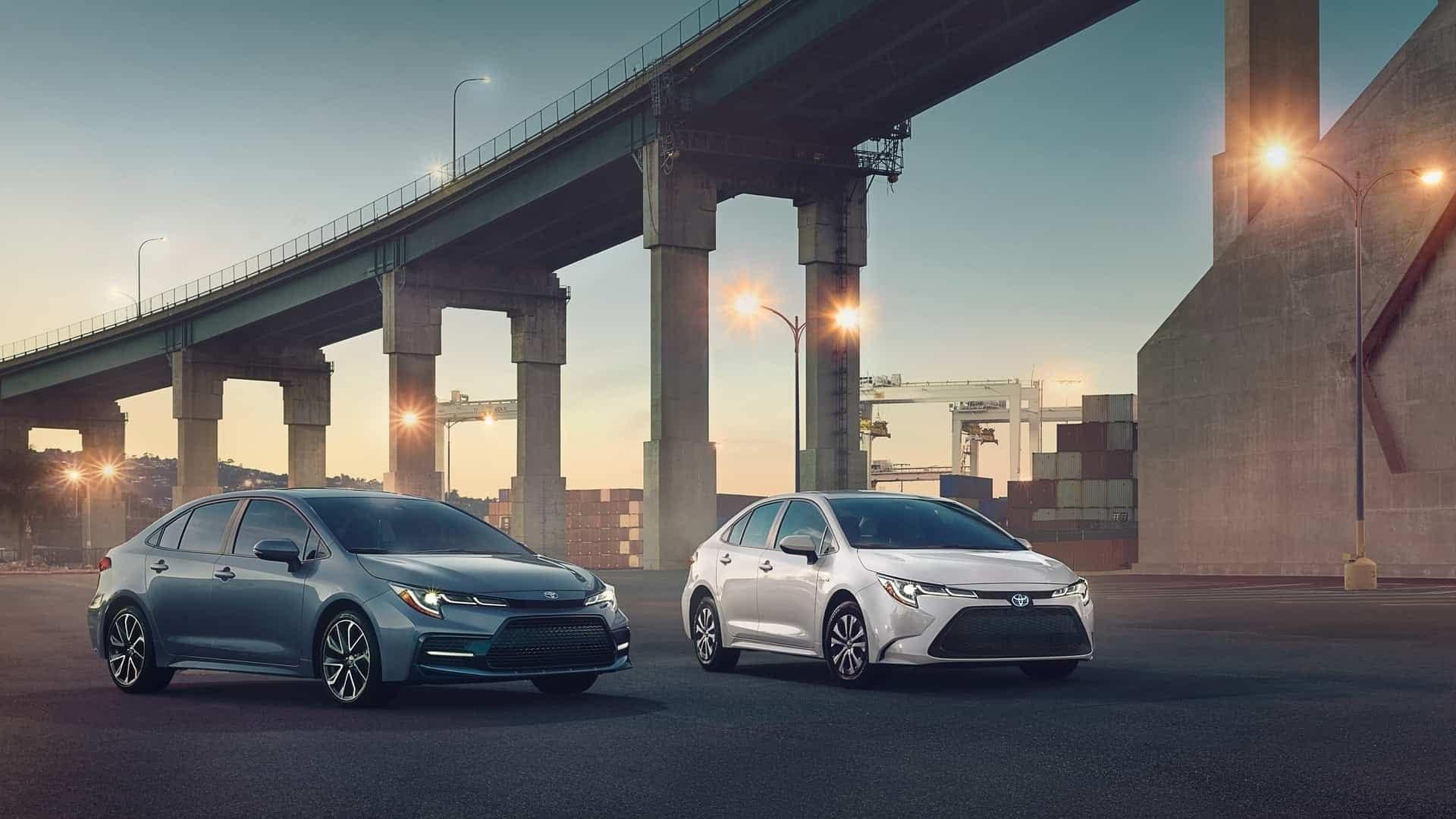 Buy, Lease, or Finance the 2020 Toyota Corolla near Bossier City LA