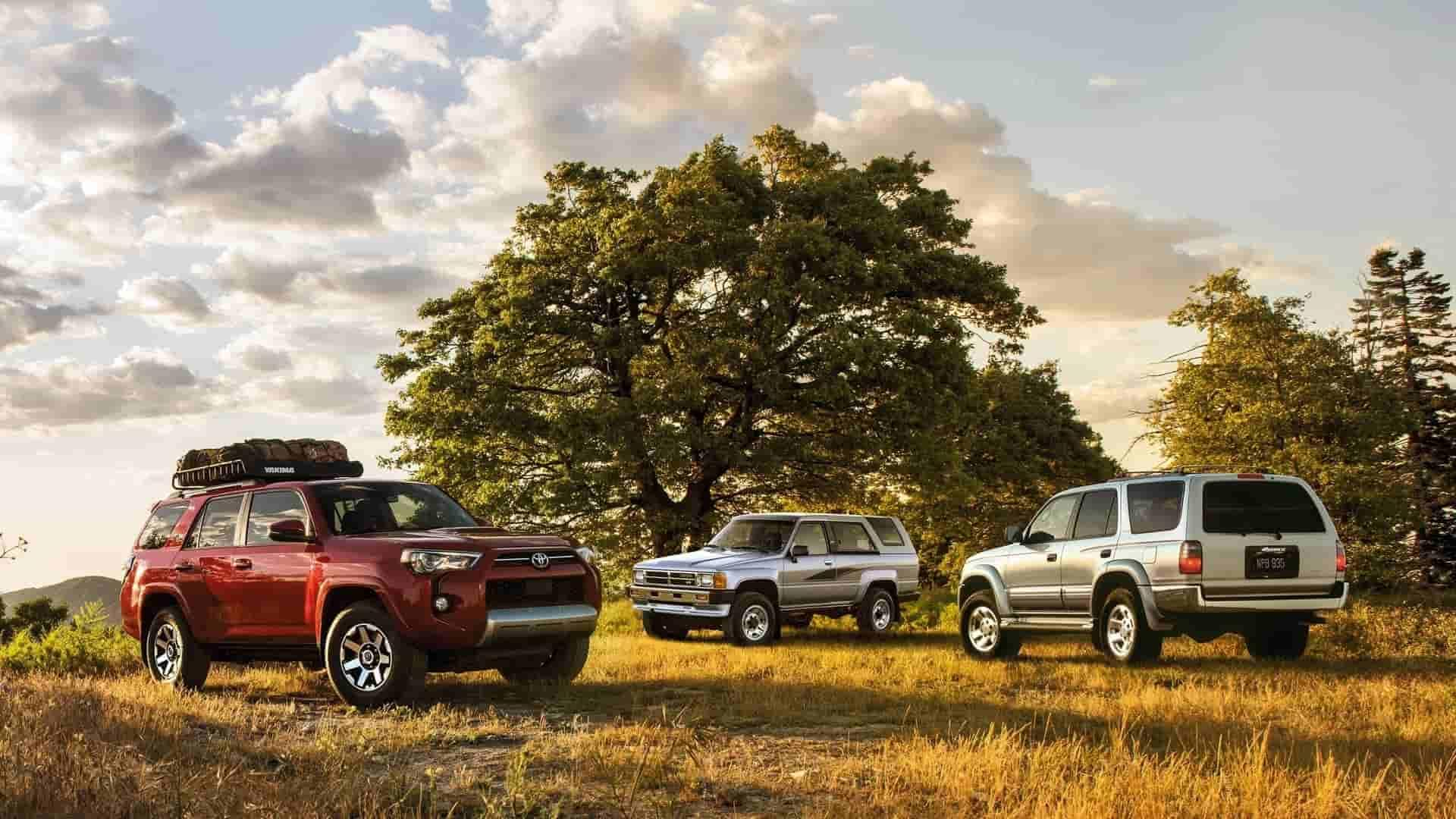Learn about the 2020 Toyota 4Runner near Bossier City LA