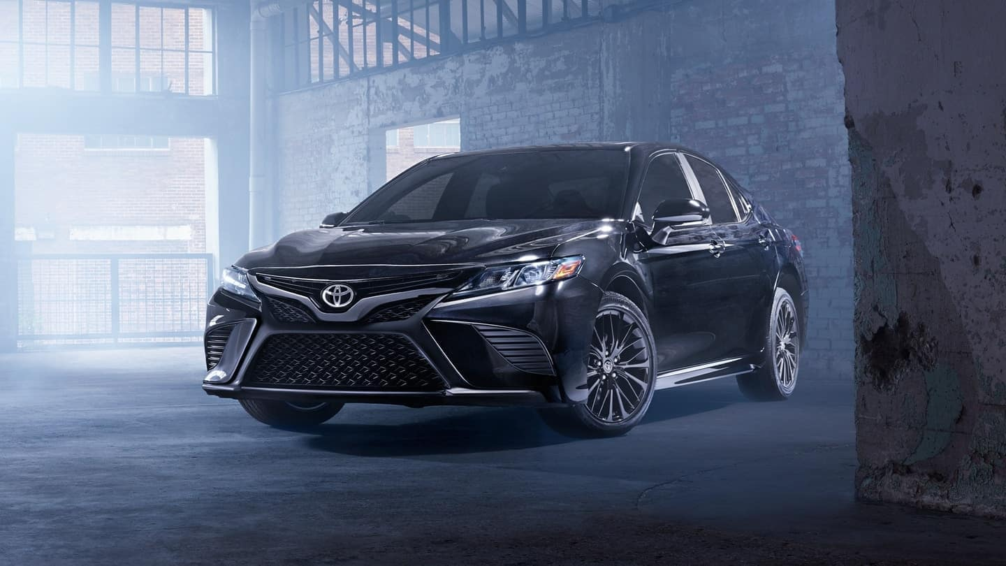 Learn about the 2020 Toyota Camry near Nash TX