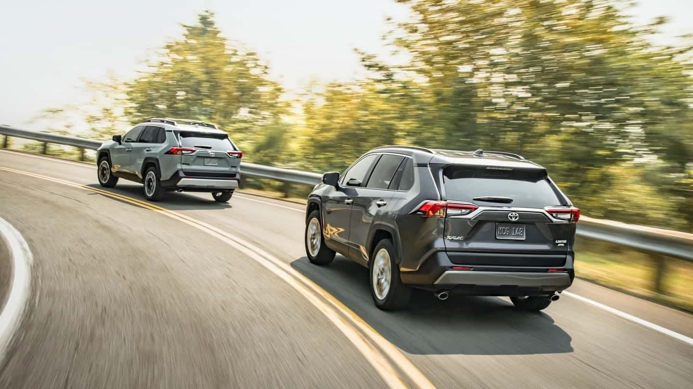 Learn about the 2020 Toyota RAV4 in Shreveport LA