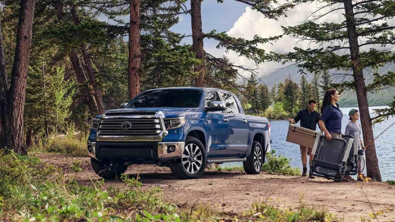 Learn about the 2020 Toyota Tundra near Shreveport LA