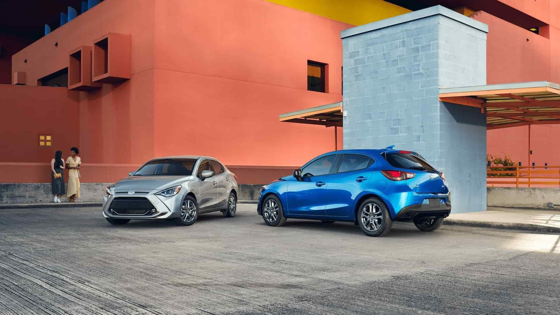 Purchase a Car Online 2020 Toyota Yaris Hatchback Near Texarkana TX