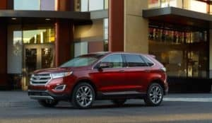 Ford Edge vs Competition