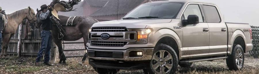 Ford F-150 Financing