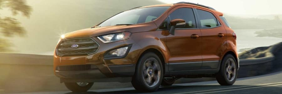 The 2019 Ford EcoSport