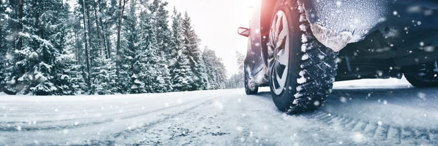 tips for driving in snow and winter conditions