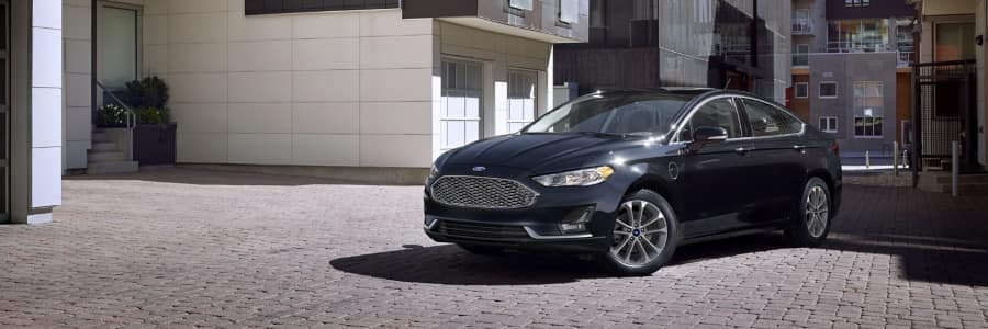 buy a new Ford Fusion