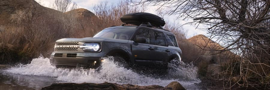 Buy the New Ford Bronco Online