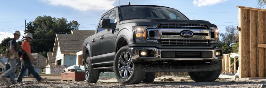 Buy New Ford F-150