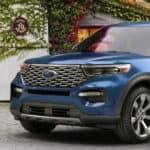 2021 Ford Explorer for sale