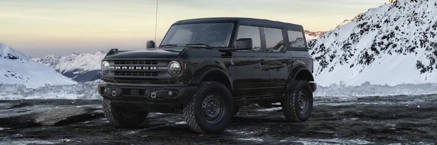 2021 Ford Bronco for sale