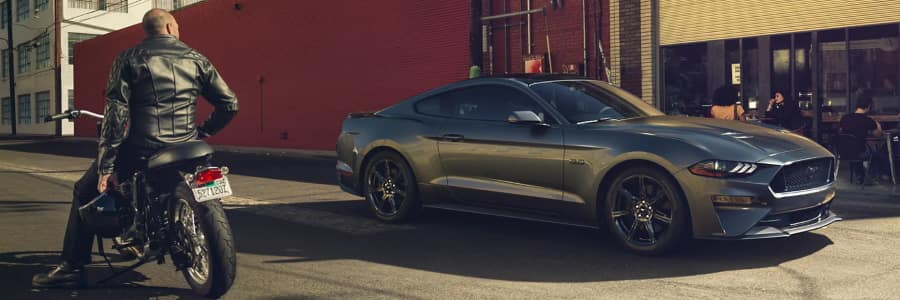 new Ford Mustang for sale