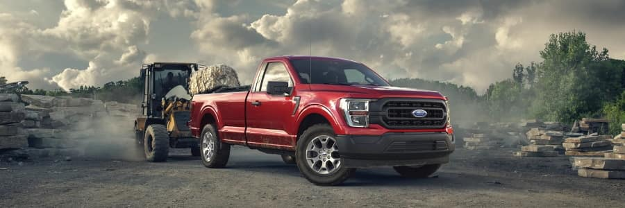 2021 Ford F-150 pickup truck for sale