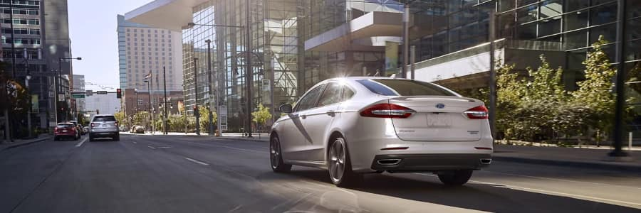 2021 Ford Fusions Active coming soon