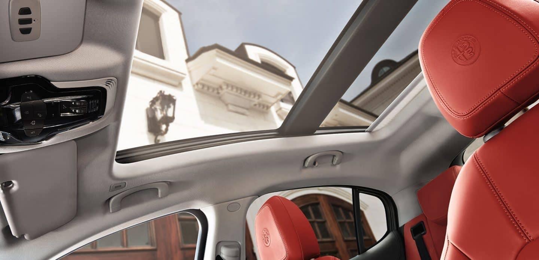2019 Alfa Romeo Stelvio Sunroof