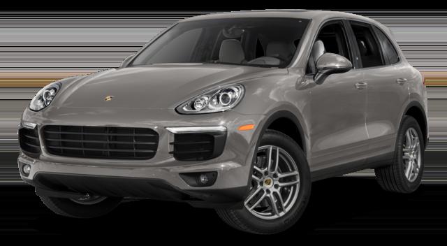 2018 Porsche Cayenne Gray