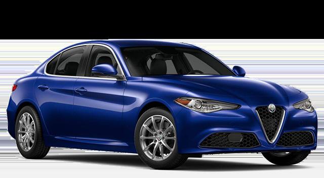 2019 Alfa Romeo Giulia Blue