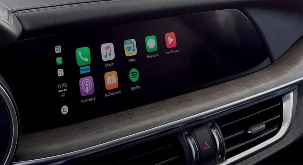 2019 Alfa Romeo Stelvio Technology