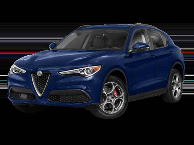2019 Alfa Romeo Stelvio Quadrifoglio in blue