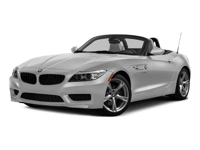 2019 BMW Z4 Roadster in silver