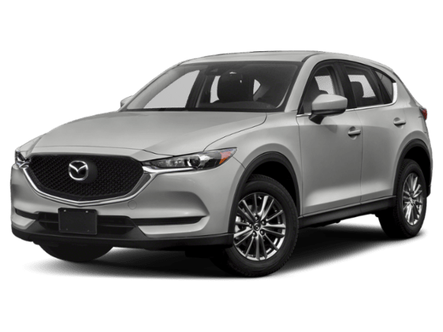 2019 Mazda CX-5 in sliver