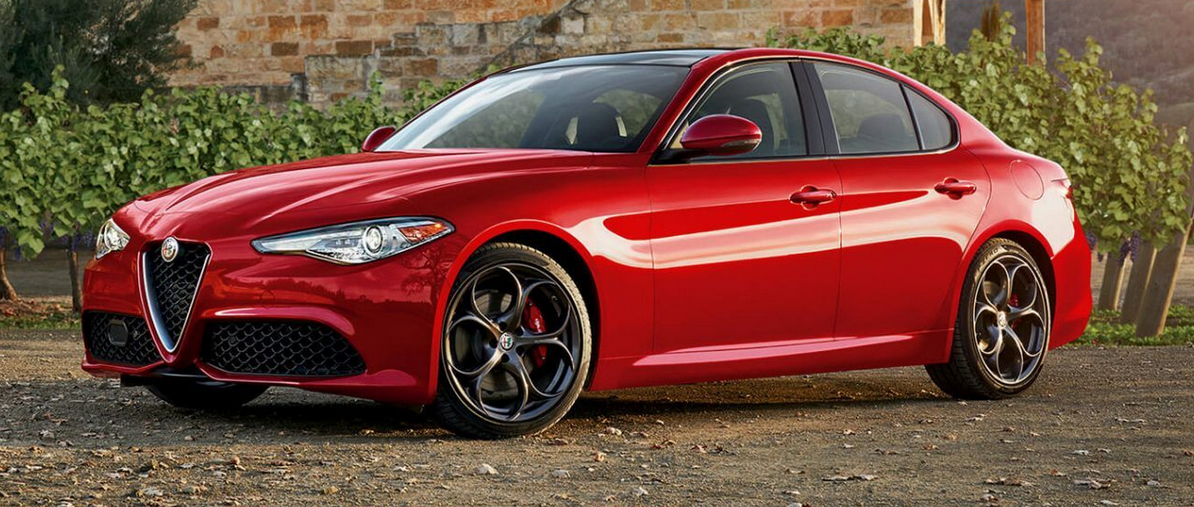 picture of new Alfa Romeo