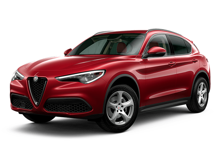 2020 Alfa Romeo Stelvio Red